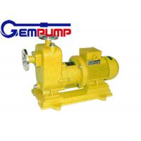 Wholesale Electric motor Self Priming Centrifugal Pump for Municipal / Sewage Project , irrigation water pump from china suppliers