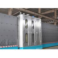 Wholesale High Speed Glass Washing And Drying Machine / Glass Cleaning Machine from china suppliers