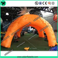 Wholesale Giant Inflatable Tent, Orange Inflatable Cube Tent, Event Spider Tent from china suppliers