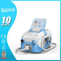 China 808nm diode laser hair removal machine/ effective 808 diode laser hair removal machine on sale