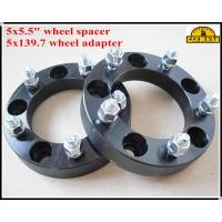 China 4x4 Auto Parts 35mm 5 Lug Wheel Spacer Adapters 5x5.5 PCD 5x139.7 on sale
