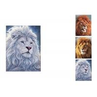 Wholesale PET / PP Wild Animal Lenticular Flip Effect / 3D Lenticular Printing Services from china suppliers