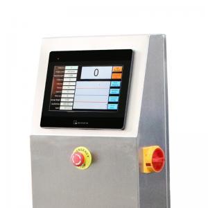 China Small Throughput Conveyor Weight Checker Machine Dynamic Digital Signal Processing High Accuracy on sale