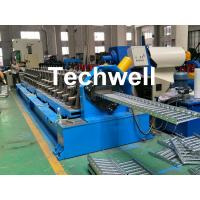 Wholesale 90mm Shaft Diameter Cable Tray Roll Forming Machine With 3.0kw Servo Feeding Device from china suppliers
