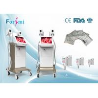 China Advanced 15 inch touch color screen machine Champagne Cryolipolysis Slimming Machine on sale