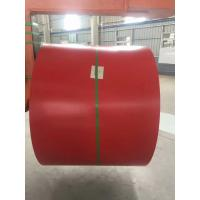 Wholesale Galvalume Steel Sheet Prepainted Steel Coil Red Color For Corrugated Tile from china suppliers