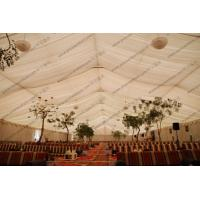 China Clear Span 30 x 40m Large Event Tents or Church Tent 100% Waterproof With Self - Cleaning Ability on sale