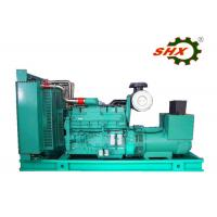 Water - Cooled Diesel Driven Generator , Open Electricity Generating System for sale