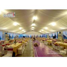 Wholesale Ourdoor Luxury Wedding Tentst Solid Aluminum Structures / 500 Peopple garden wedding tent from china suppliers