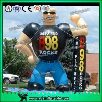 Wholesale The Gym Advertising Inflatable Muscle Man from china suppliers
