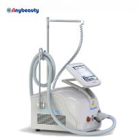 Quality White Color ABS Picosecond Laser Tattoo Removal P6 With Colorful Touch Screen for sale