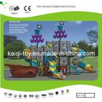 Wholesale 2012 Latest Pirate Ship Series Outdoor Playground Equipment (KQ10130A) from china suppliers