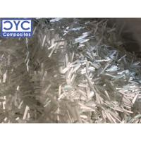 Quality CYC Fiberglass Chopped Strand For BMC (Bulk Molding Compound) for sale