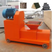 Wholesale factory supply sawdust briquette machine for making sawdust briquette log from china suppliers