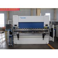 Wholesale 6-Axis Hydraulic CNC Press Brake 175T 3100mm with 4-Axis Backgauge from china suppliers