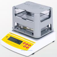 China AU-1200K Digital Electronic Gold Karat Tester , Gold Silver Purity Testing Machine for sale