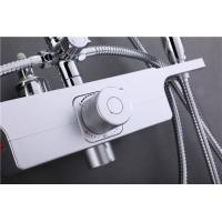 Wholesale Concealed Thermostatic Mixing Valve Maximum Flow 26L/Min Multi Layer Nickel Plating from china suppliers