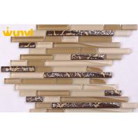 Wholesale Non Slip Mixed kitchen Mosaic Tile For Outdoor Decoration from china suppliers