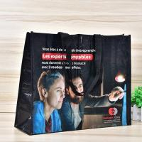 China Color Coated Non Woven Reusable Shopping Bags60 - 140gsm Custom Printed on sale