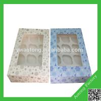 Wholesale Cupcake take out boxes from china suppliers
