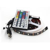 Wholesale USB Powered RGB Changing Color Led Strip Light 44 key RemoteFor PC Monitor Led Tv Backlight Strip from china suppliers