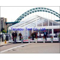 Wholesale High Reinforce Wedding Marquee Tent With 850g/m² Solid Soft PVC Fabric Wall from china suppliers