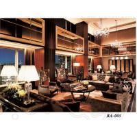 Wholesale Lobby Aera Furniture,Leather Sofa and Coffee Table,RA-005 from china suppliers