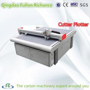 CNC Corrugated Cardboard Cutter Plotter Machine For Box Model Making