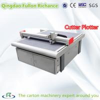 Quality CNC Corrugated Cardboard Cutter Plotter Machine For Box Model Making for sale
