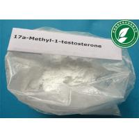 Wholesale Raw Steroid Powder For Muscle Building M1T 17a- Methyl -1-Testosterone CAS 65-04-3 from china suppliers
