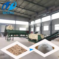 Wholesale High efficient potato starch processing line machinery potato processing machine from china suppliers
