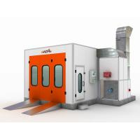Wholesale Stainless steel heat exchanger Auto Spray Booths for car repair, painting, baking WD-10A from china suppliers