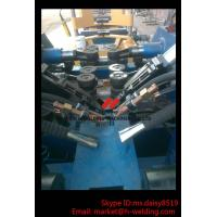 Quality Assembly / Welding / Straightening H Beam Welding Line / Production Line for sale