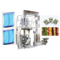 Wholesale Nutlet / Peanuts Multihead Weigher Packing Machine Touch Screen Operated from china suppliers