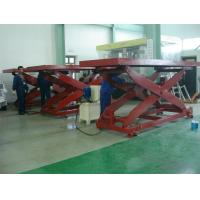 Wholesale Stationary Aerial Scissor Lift  4200kg Capacity With1150mm Lifting Height from china suppliers