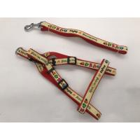 Wholesale Fashionable Eco - Friendly Pet Dog Leash Harness 4-5mm Thickness from china suppliers