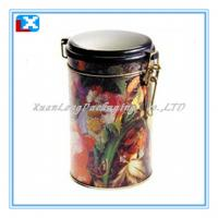 Quality Airtight Tin Box For Coffee or Tea for sale