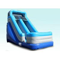 Wholesale Commercial Grade Large Inflatable Slide 0.55MM PVC Tarpaulins ODM from china suppliers