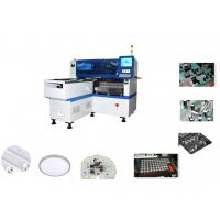 China 380AC 50Hz LED Chip Mounter Machine , HT-E8S SMT Placement Machine For Shaped Components for sale