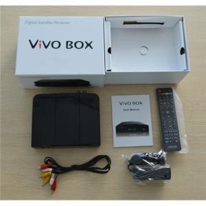 China vivo box nuco nagra 3 decoder , iks sks twin tuner hd satellite receiver on sale