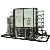 Wholesale Large Seawater Reverse Osmosis Desalination Plant 1 - 100 Ton Per Hour Capacity from china suppliers