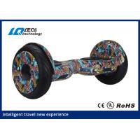 Wholesale Portable Bluetooth Hoverboard Off Road Wheels 10 Inch 3 Hours Charging Time from china suppliers