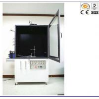 Wholesale High Precision JB / T 10707 Smoke Emission Test , NES713 Smoke Density Test Apparatus from china suppliers