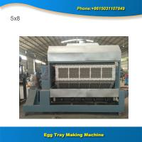 China Paper recycling machinefull automatic paper egg tray forming machine on sale
