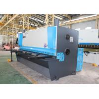 China 11KW Sheet Metal Guillotine Shearing Machine With Variable Rake MS7-10X3200 on sale