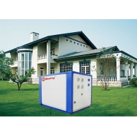 China LCD Finger Touch Water Cooling 28kw Central Air Conditioners on sale