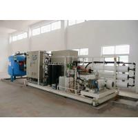Wholesale Easy Operation Seawater Desalination Machine Low Energy Consumption from china suppliers