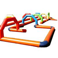 Wholesale Inflatable Race Track from china suppliers