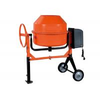 "Wholesale 230L Motor concrete mixer for construction 1KW 28"" small volume , high eficiency from china suppliers"