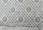 Wholesale Anti Slip Non Woven Felt White Or Black Floral Dots Carpet Underfelt from china suppliers